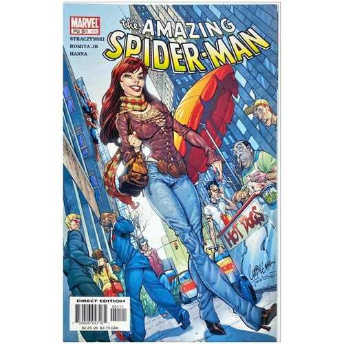 AMAZING SPIDER-MAN #51 NM