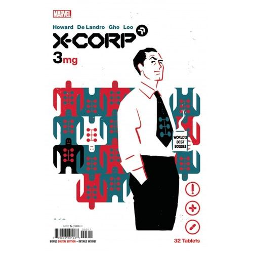 X-CORP #3