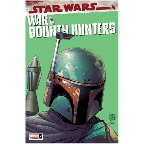 STAR WARS WAR BOUNTY HUNTERS #2 (OF 5) CAMUNCOLI HEADSHOT VA