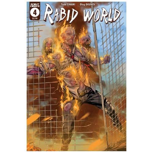 RABID WORLD #4 (OF 4)