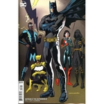 BATMAN AND THE OUTSIDERS 8 VAR ED