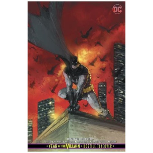 DETECTIVE COMICS 1016 CARD STOCK VAR ED