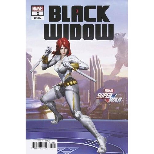 BLACK WIDOW #2 GAME VAR