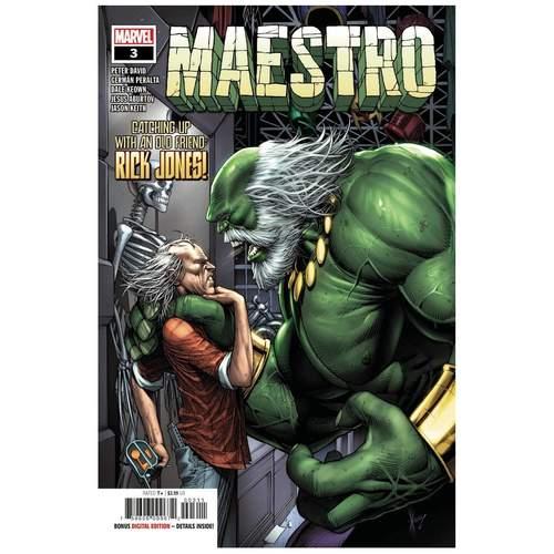 MAESTRO #3 (OF 5)
