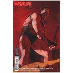 FUTURE STATE SUPERMAN WORLDS OF WAR #2 (OF 2) CVR B RICCARDO FEDERICI CARD STOCK VAR