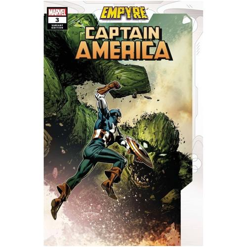 EMPYRE CAPTAIN AMERICA #3 (OF 3) GUICE VAR