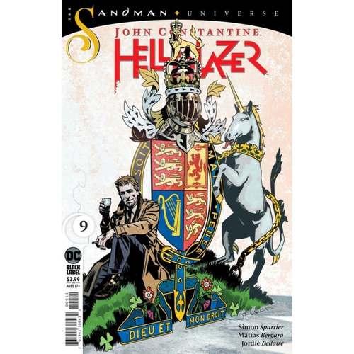 JOHN CONSTANTINE HELLBLAZER #9 (MR)