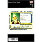 HOWARD THE DUCK #1 HIP HOP VARIANT