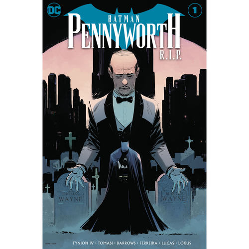 BATMAN PENNYWORTH RIP 1