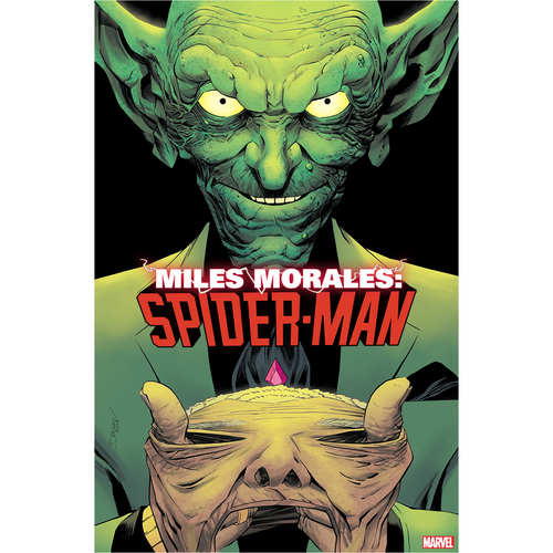 MILES MORALES SPIDER-MAN 14 SHALVEY MARVELS X VAR