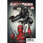 BLACK PANTHER AND AGENTS OF WAKANDA 5