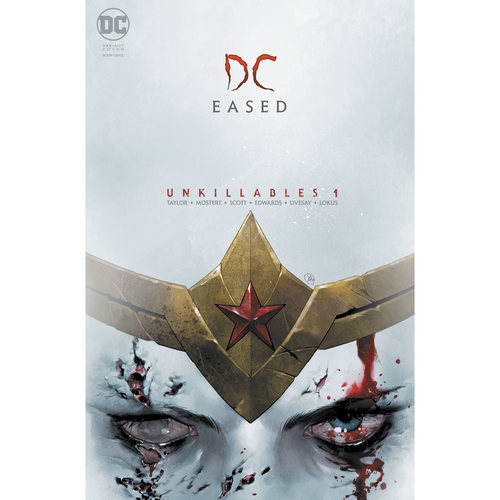 DCEASED UNKILLABLES 1 OF 3 CARD STOCK HORROR  PUTRI VAR E