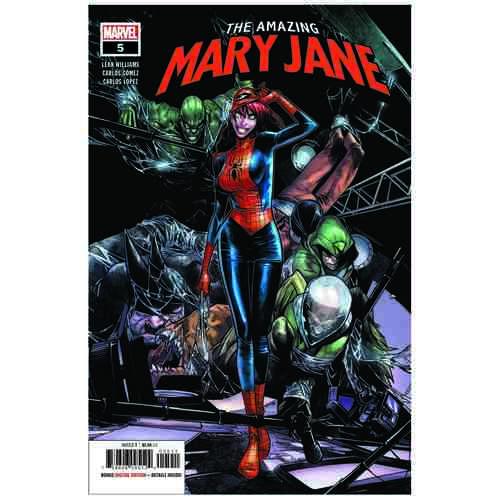 AMAZING MARY JANE 5