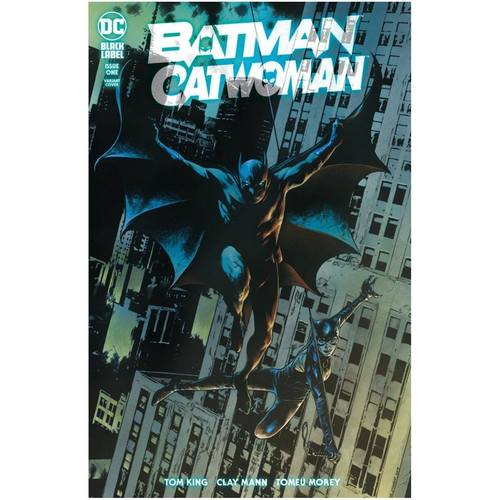 BATMAN CATWOMAN #1 (OF 12) CVR C TRAVIS CHAREST VAR
