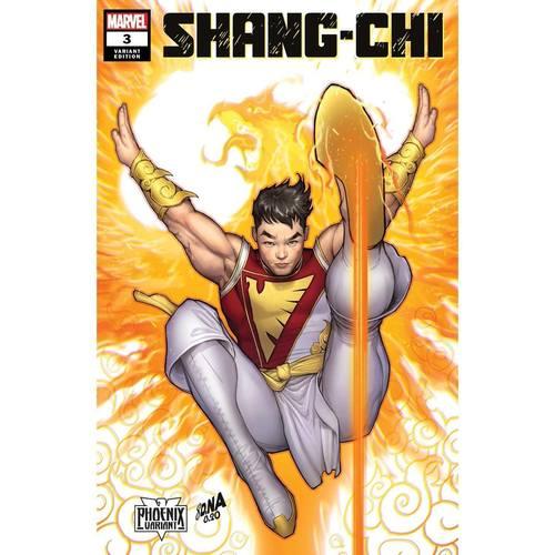 SHANG-CHI #3 (OF 5) NAKAYAMA SHANG-CHI PHOENIX VAR