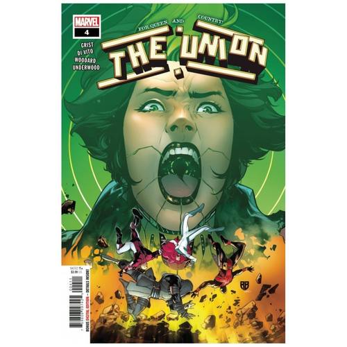 THE UNION #4 (OF 5)