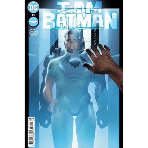 I AM BATMAN #0 CVR A TRAVEL FOREMAN