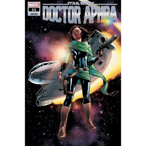 STAR WARS DOCTOR APHRA #11 PRIDE VAR