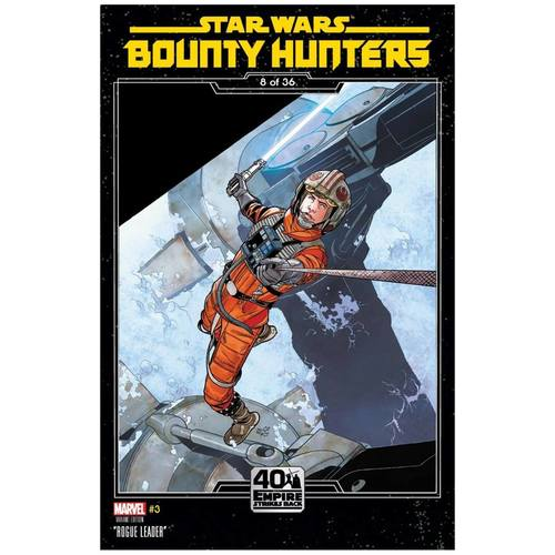 STAR WARS BOUNTY HUNTERS #3 SPROUSE EMPIRE STRIKES BACK VAR