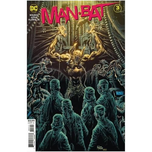 MAN-BAT #3 (OF 5)
