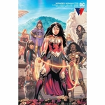 WONDER WOMAN #770 CVR B TRAVIS MOORE WRAPAROUND VAR