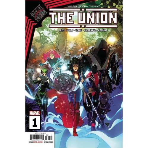 THE UNION #1 (OF 5) KIB