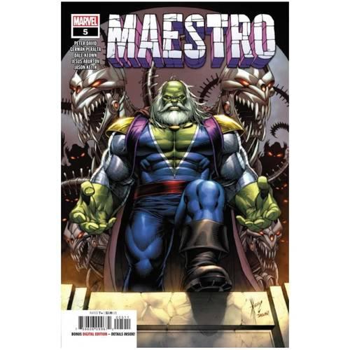 MAESTRO #5 (OF 5)