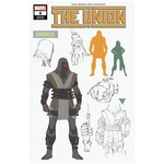 THE UNION #4 1:10 DESIGN VARIANT