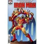 TONY STARK IRON MAN 19 WOODS VAR