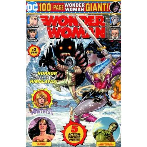 WONDER WOMAN GIANT 2