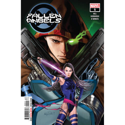 FALLEN ANGELS 5 DX