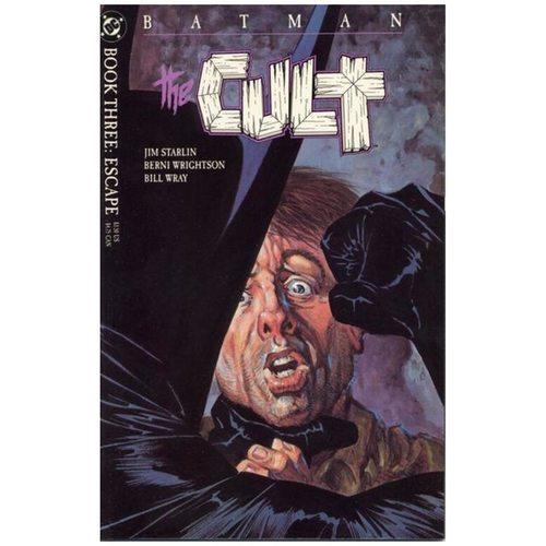 BATMAN: THE CULT #1 - #4 (KEY COLLECTION)