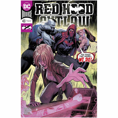 RED HOOD OUTLAW 43