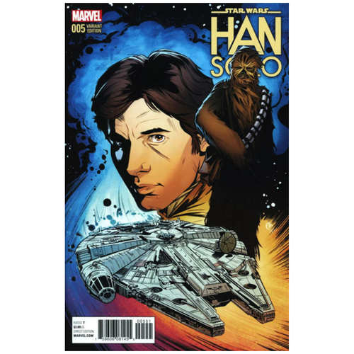 HAN SOLO #5 - JOËLLE JONES