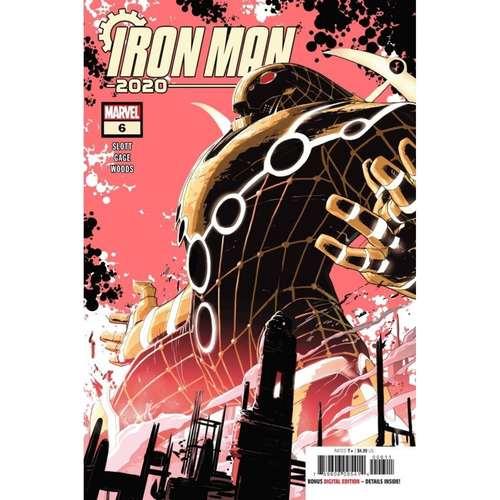 IRON MAN 2020 #6 (OF 6)