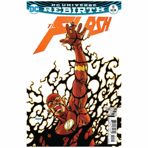 FLASH #11 DAVE JOHNSON VAR