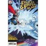 SILVER SURFER BLACK 3 RON LIM VARIANT