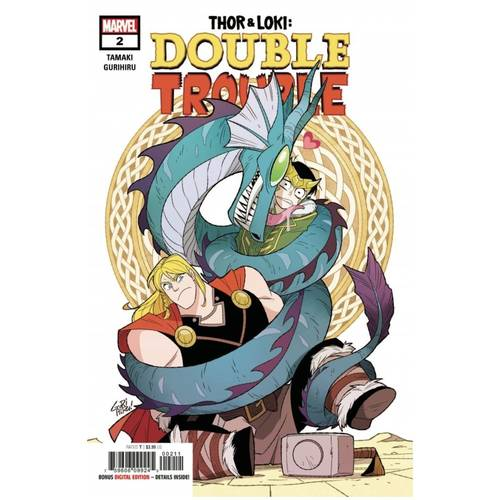 THOR AND LOKI DOUBLE TROUBLE #2 (OF 4)