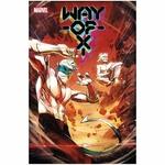 WAY OF X #4 SHAVRIN VAR