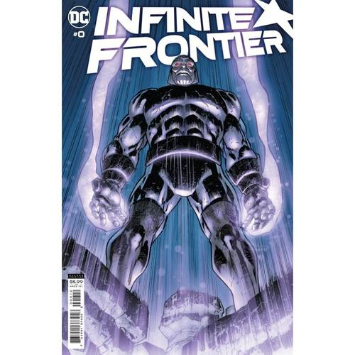 INFINITE FRONTIER #0 (ONE SHOT) Second Printing