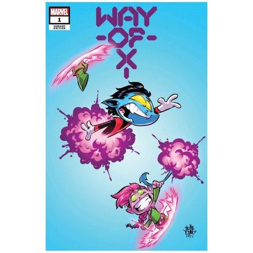 WAY OF X #1 YOUNG VAR