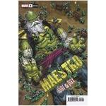 MAESTRO WAR AND PAX #5 (OF 5) CASSARA VAR