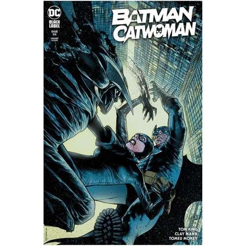 BATMAN CATWOMAN #6 (OF 12) CVR C TRAVIS CHAREST VAR (MR)