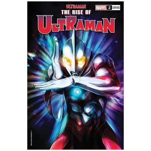 RISE OF ULTRAMAN #2 (OF 5) GOTO VAR