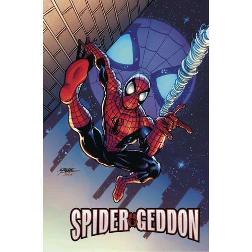 SPIDER-GEDDON #1 - PEREZ VAR