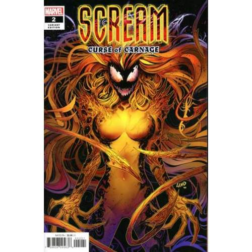SCREAM CURSE OF CARNAGE 2 LAND VAR