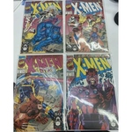 X-Men 1-JIM LEE-Set Of 4 CONNECTING COVERS