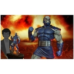 SIDESHOW COLLECTIBLES - Darkseid Maquette by Tweeterhead PO DUE 24 FEB