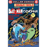 DOLLAR COMICS THE BRAVE AND THE BOLD 197