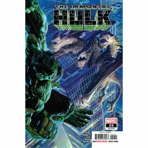 IMMORTAL HULK 29